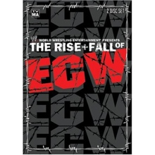 Rise and Fall of ECW DVD