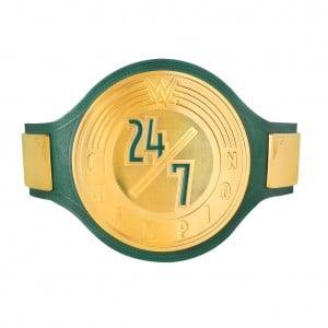 WWE 24/7 Championship Replica Title