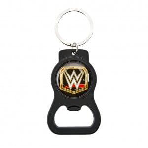 WWE Championship Bottle Opener Keychain