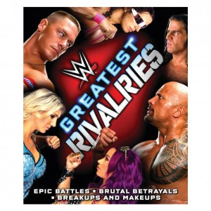 WWE: Greatest Rivalries Book
