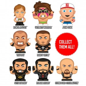 WWE Squish' Ums Mystery Pack