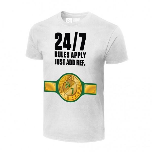 "24/7 Championship ""Just Add Ref"" T-Shirt"