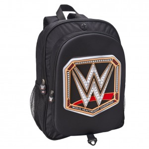 WWE Championship 3-D Molded Backpack