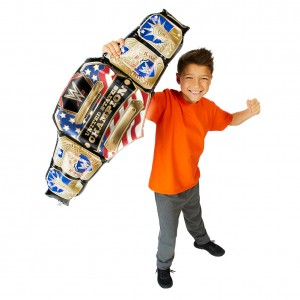 WWE Airnormous United States Championship Inflatable Toy