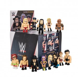 WWE Collectible Vinyl Mini Figure by Kidrobot (1 Figure)