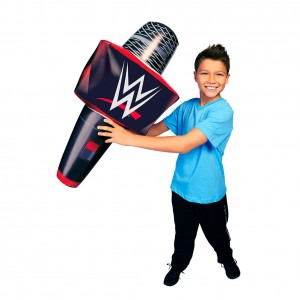 WWE Airnormous Microphone Inflatable Toy