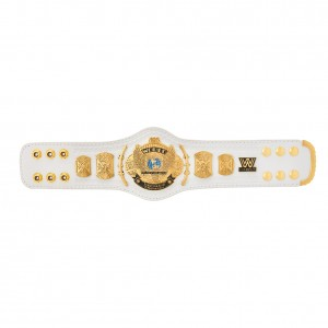 WWE White Winged Eagle Championship Mini Replica Title