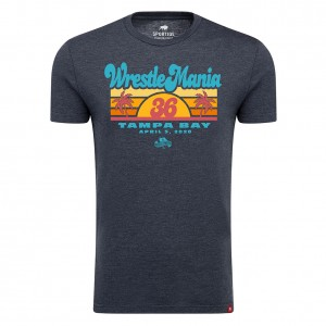 "WrestleMania 36 ""Sunrise"" Sportiqe T-Shirt"