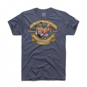 Eddie Guerrero v. Kurt Angle WM20 Homage T-Shirt