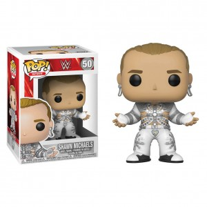 "Shawn Michaels ""WrestleMania 12"" POP! Vinyl Figure"
