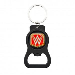 RAW Women's Championship Bottle Opener Keychain