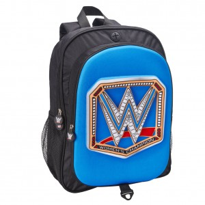 SmackDown Women's Championship 3-D Molded Backpack