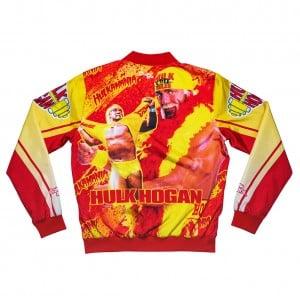 """Hulk Hogan """"Hulk Rules"""" Fanimation Chalk Line Jacket"""