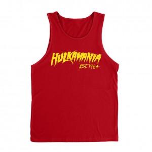 "Hulk Hogan ""Hulkamania Est. 1984"" Tank Top"