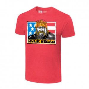 "Hulk Hogan ""Real American"" Vintage T-Shirt"