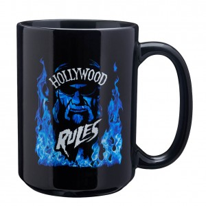 "Hulk Hogan ""Hollywood Rules"" 15 oz. Mug"