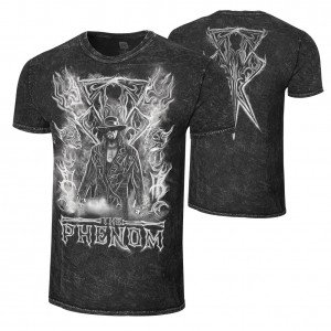 "Undertaker ""The Phenom"" Mineral Wash T-Shirt"