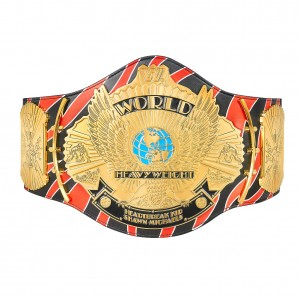 "Shawn Michaels ""Signature Series"" Championship Replica Title"