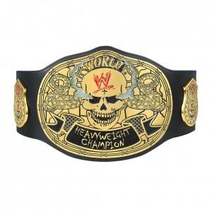 Stone Cold Smoking Skull Championship Replica Title Belt (5mm)