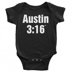 "Stone Cold Steve Austin ""3:16"" Baby Creeper"