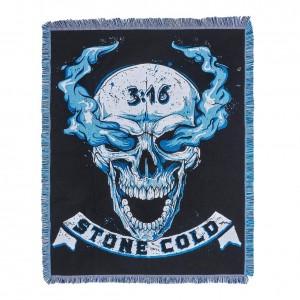 "Steve Austin ""Hell Yeah"" Tapestry Blanket"