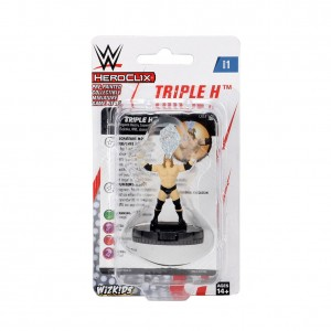 Triple H HeroClix Expansion Pack
