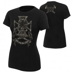 "Triple H ""Destroyer & Creator"" Women's Authentic T-Shirt"