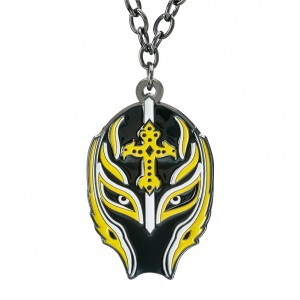 "Rey Mysterio ""Greatest Mask of All Time"" Pendant"