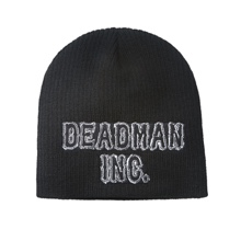 "Undertaker ""Vengeance Unearthed"" Knit Beanie Hat"
