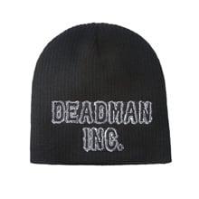 "Undertaker ""Vengeance Unearthed"" Knit Beanie Hat"