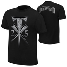 "The Undertaker ""25 Years of Undertaker"" T-Shirt"