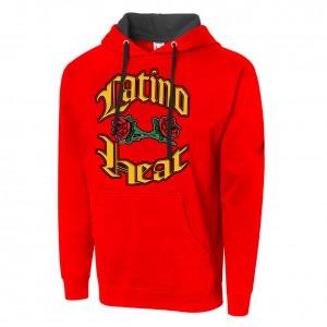 "Eddie Guerrero ""Latino Heat"" Pullover Hoodie Sweatshirt"