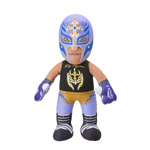"Rey Mysterio 10"" Plush Bleacher Creature"