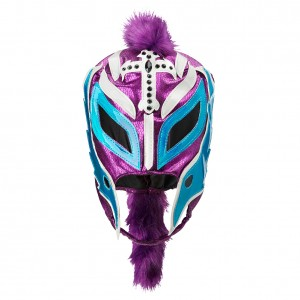 Rey Mysterio Purple/Teal Replica Mask