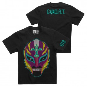 "Rey Mysterio ""Booyaka 619"" Youth T-Shirt"