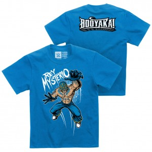 "Rey Mysterio ""Booyaka!"" Youth T-Shirt"