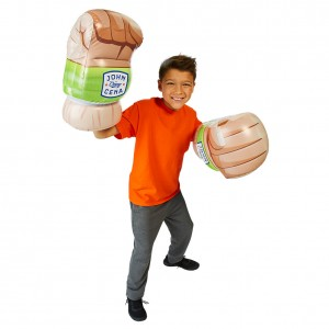 John Cena Airnormous Deluxe Inflatable Toy Muscle Arms