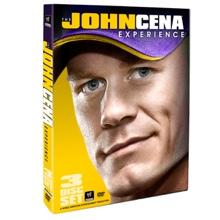 The John Cena Experience DVD