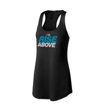 "CENA Training ""Rise Above"" Women's Racerback Tank Top"
