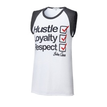 """John Cena """"HLR"""" Women's Vintage Cutoff T-Shirt"""