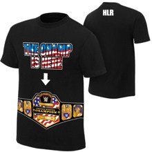 "John Cena ""The United States Champ is Here"" Authentic T-Shirt"