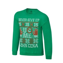 John Cena Ugly Holiday Sweatshirt
