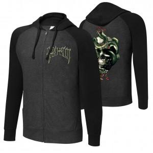 """Randy Orton """"Skull Vipers"""" Lightweight Hoodie Sweatshirt"""