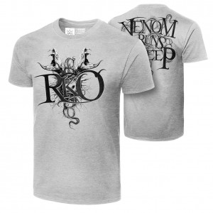"Randy Orton ""Venom Runs Deep"" Retro T-Shirt"