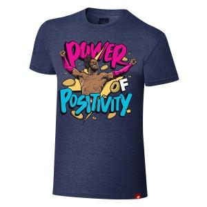 "Kofi Kingston ""Power of Positivity"" Graphic T-Shirt"