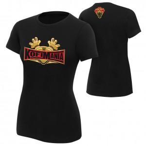 """Kofi Kingston """"Kofi-Mania"""" Women's Authentic T-Shirt"""