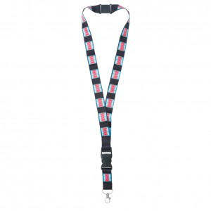 "Kofi Kingston ""Kofi That's Who!"" Lanyard"