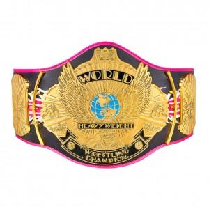 "Bret Hart ""Signature Series"" Championship Replica Title"