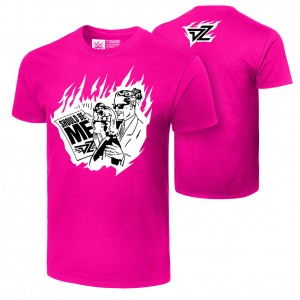 "Dolph Ziggler ""Should Be Me"" Authentic T-Shirt"