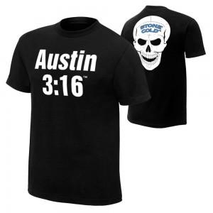 Stone Cold Steve Austin 3:16 Retro T-Shirt
